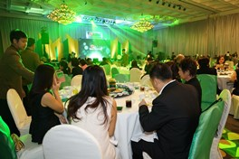 曼谷的全球晚宴