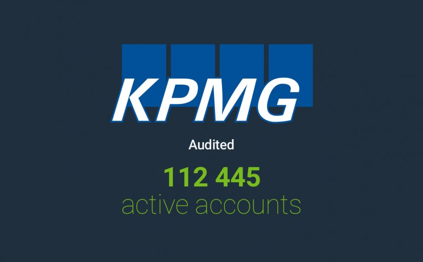 KPMG audited 112 445 Forex4you active accounts in 2016