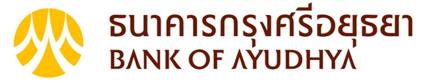 โลโก้ Bank of Ayufhya