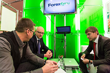 Forex4you at Exhibition 2012, November - picture 6 small