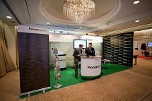Forex4you at Ukraine Forex Expo 2011, November - picture 1 small