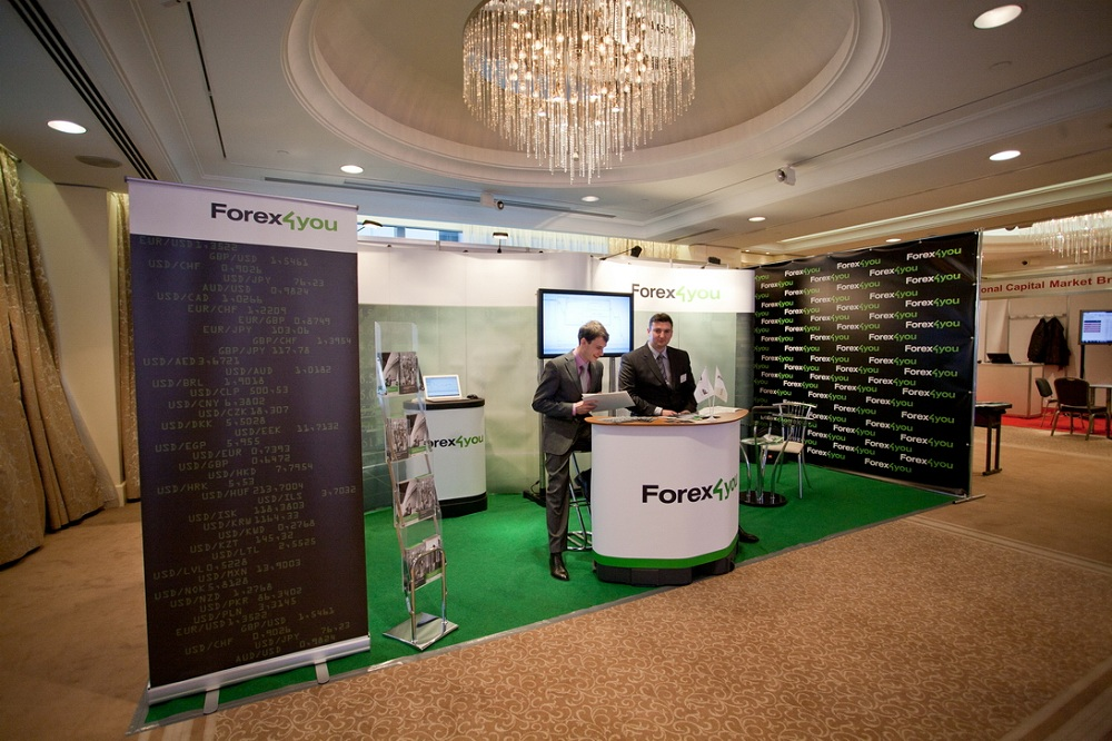 Forex4you at Ukraine Forex Expo 2011, November - picture 1 large