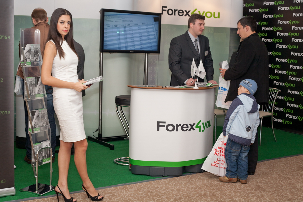 Forex4you at Ukraine Forex Expo 2011, November - picture 10 large