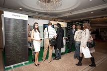 Forex4you at Ukraine Forex Expo 2011, November - picture 12 small