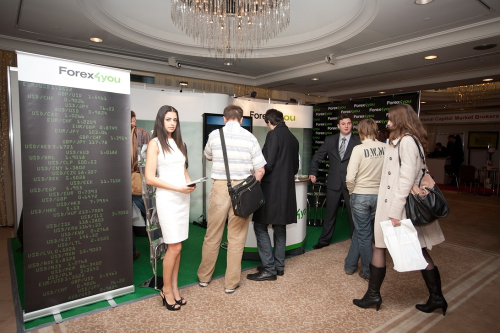 Forex4you at Ukraine Forex Expo 2011, November - picture 12 large