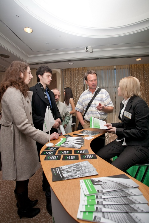 Forex4you at Ukraine Forex Expo 2011, November - picture 15 large