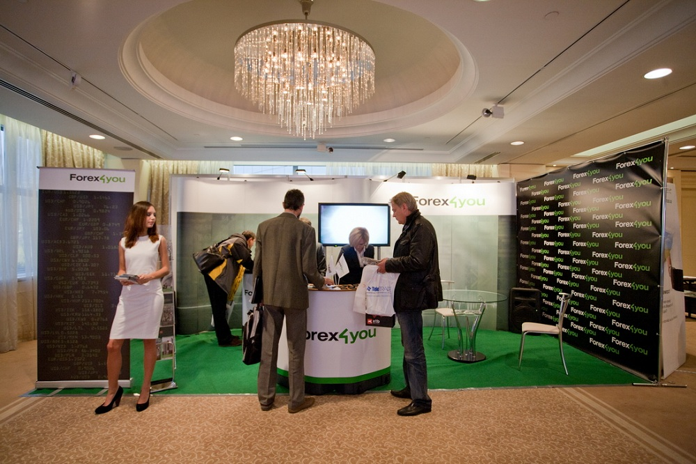 Forex4you at Ukraine Forex Expo 2011, November - picture 16 large