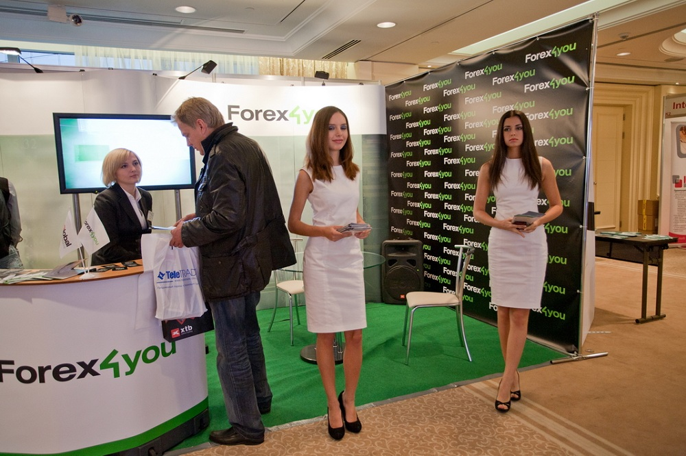 Forex4you at Ukraine Forex Expo 2011, November - picture 17 large
