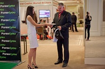 Forex4you at Ukraine Forex Expo 2011, November - picture 18 small