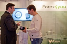 Forex4you at Ukraine Forex Expo 2011, November - picture 19 small