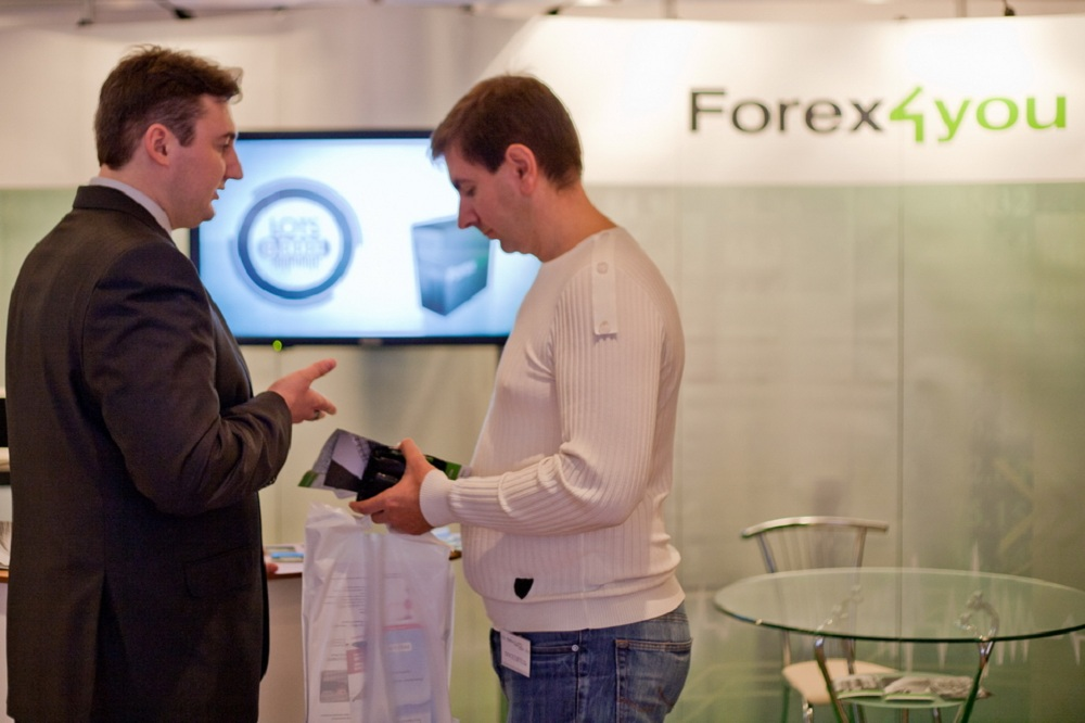 Forex4you at Ukraine Forex Expo 2011, November - picture 19 large