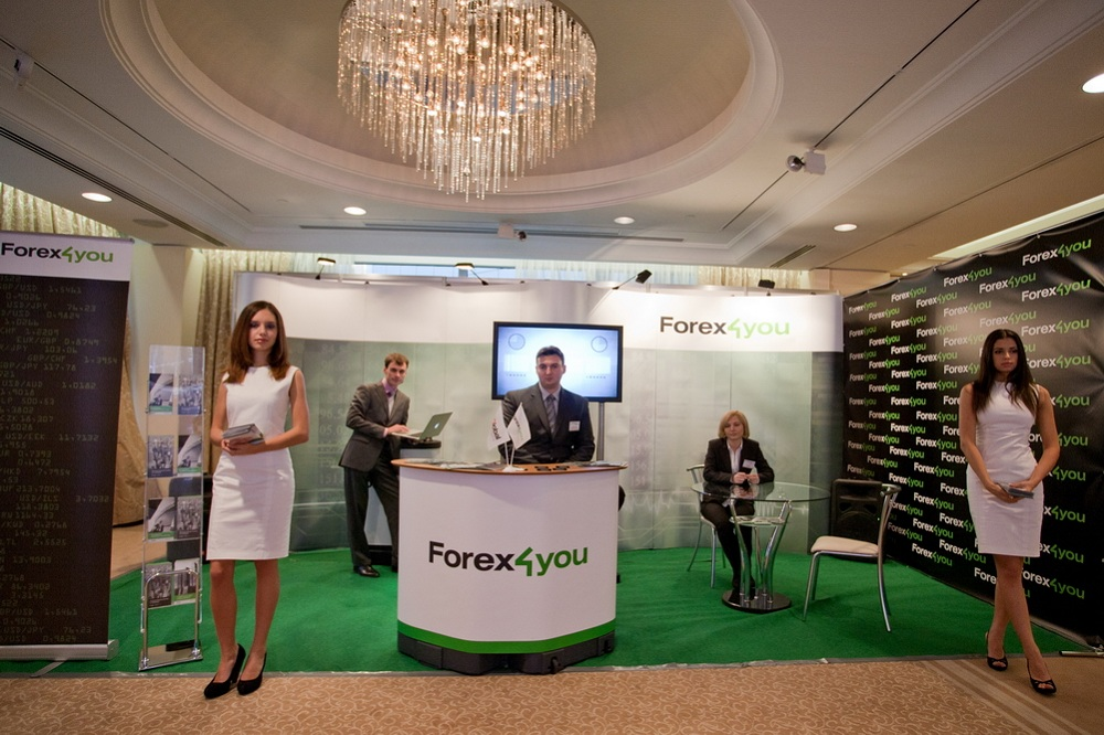 Forex4you at Ukraine Forex Expo 2011, November - picture 21 large