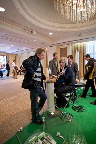 Forex4you at Ukraine Forex Expo 2011, November - picture 22 small