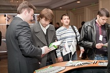 Forex4you at Ukraine Forex Expo 2011, November - picture 3 small
