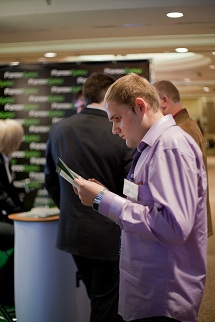 Forex4you at Ukraine Forex Expo 2011, November - picture 5 small