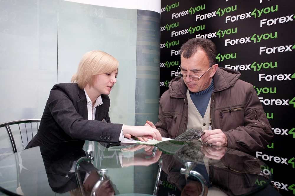 Forex4you at Ukraine Forex Expo 2011, November - picture 8 large