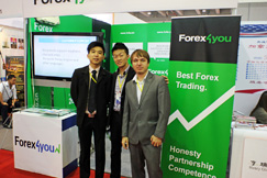 Forex4you at China Forex Expo 2011, September - picture 2 small