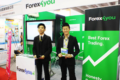 Forex4you at China Forex Expo 2011, September - picture 3 small
