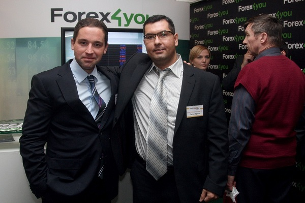Forex4you at Moscow Forex Expo 2011, November - picture 13 large