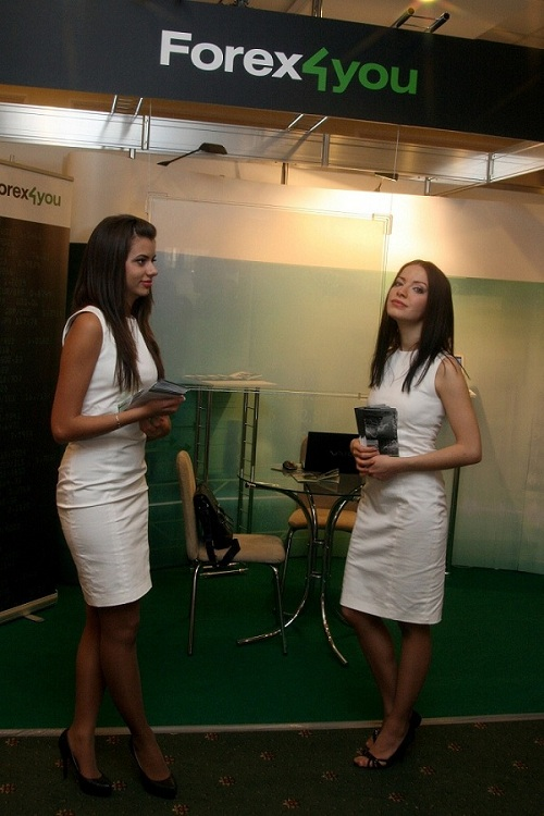 Forex4you at Moscow Forex Expo 2011, November - picture 18 large