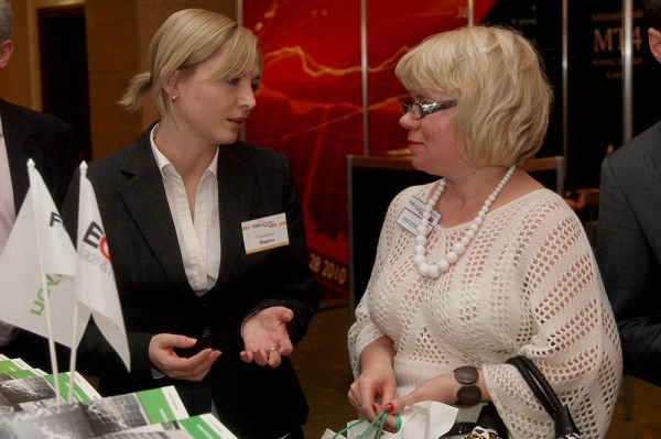 Forex4you at Moscow Forex Expo 2011, November - picture 21 large