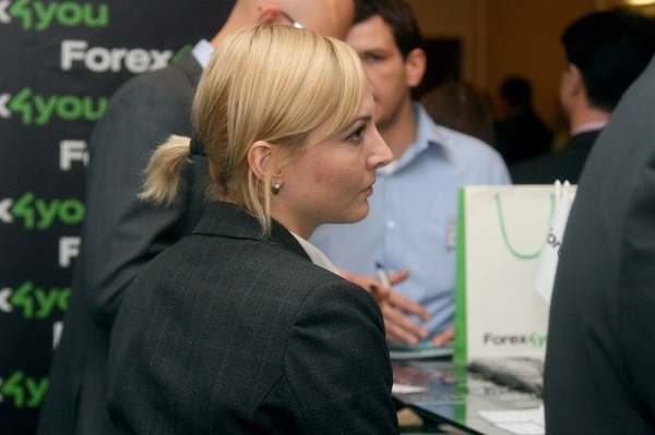 Forex4you at Moscow Forex Expo 2011, November - picture 25 large