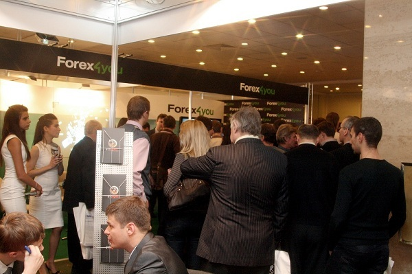 Forex4you at Moscow Forex Expo 2011, November - picture 26 large