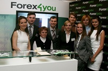 Forex4you at Moscow Forex Expo 2011, November - picture 26 small