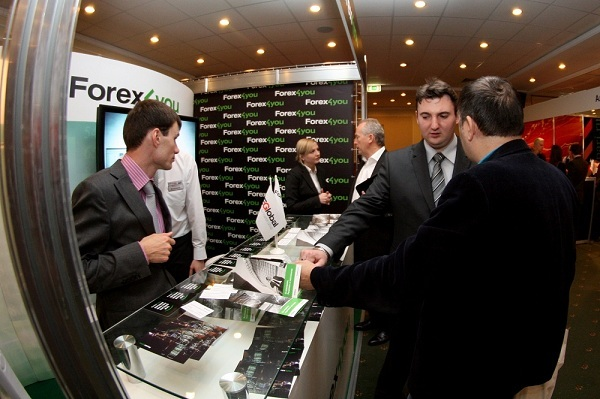Forex4you at Moscow Forex Expo 2011, November - picture 3 large