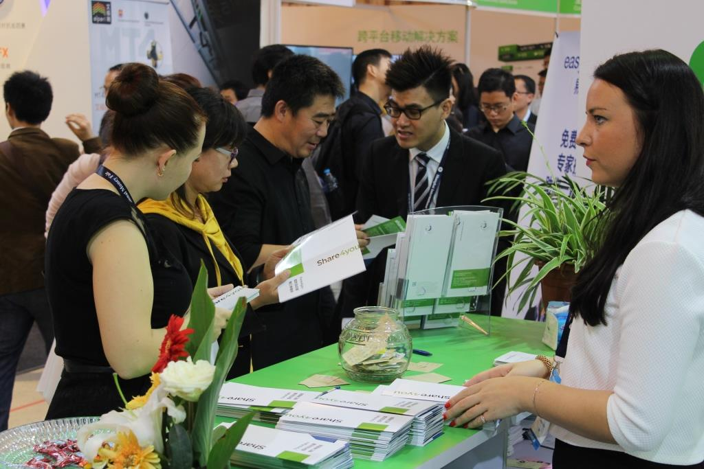 Share4you at Money Fair 2014 Expo