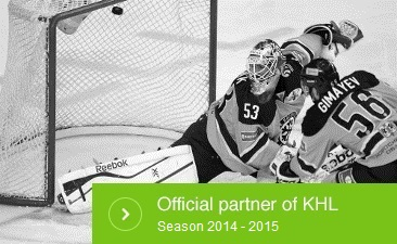 Forex4you - KHL partner of season 2014/15