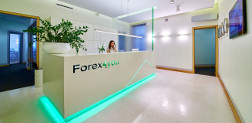 Forex4you office